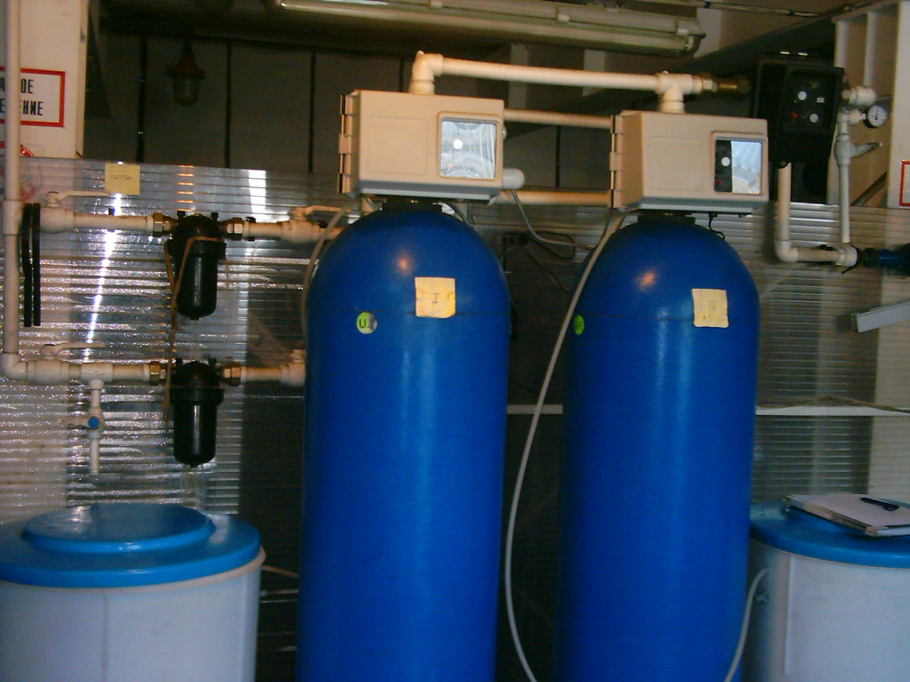 Sorption Carbon Filters For Water Treatment